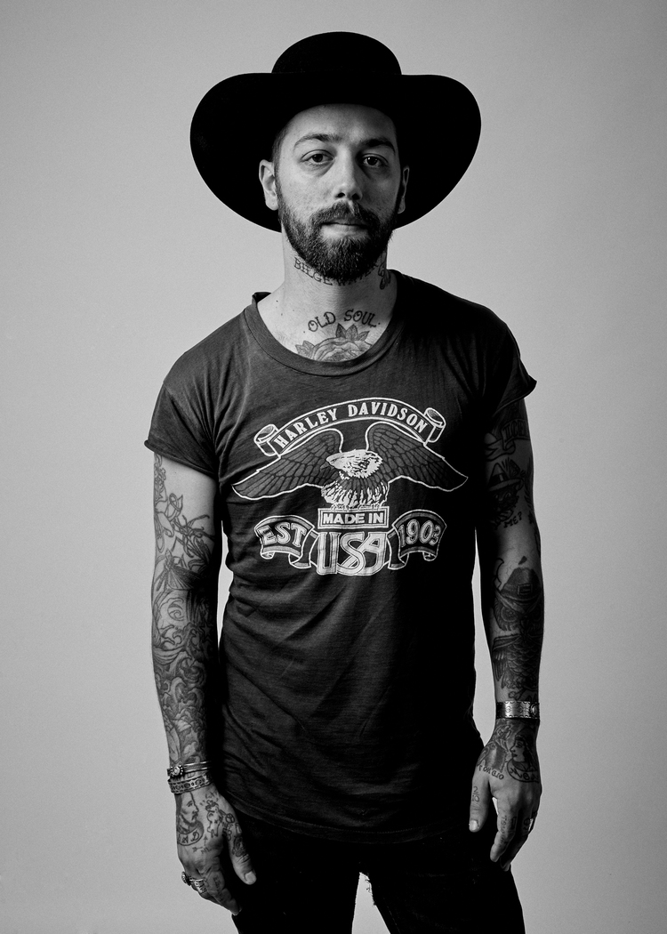 e8c7f836e9689 Stetson and Mitra Khayyam Create Custom Waylon Jennings Hat
